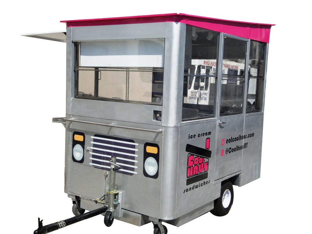 The Cool Haus - Kareem Carts Commissary & Manufacturing, Co.