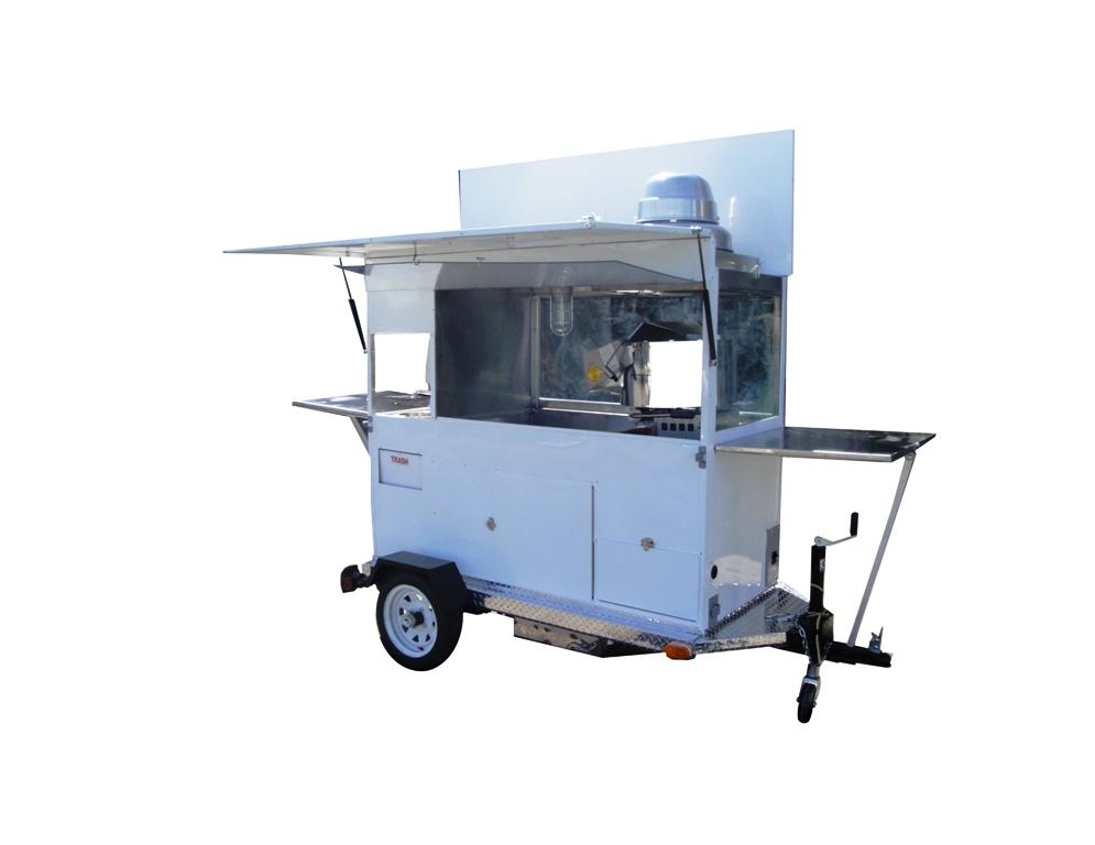 Kettle Popcorn Cart Start Your Own Business