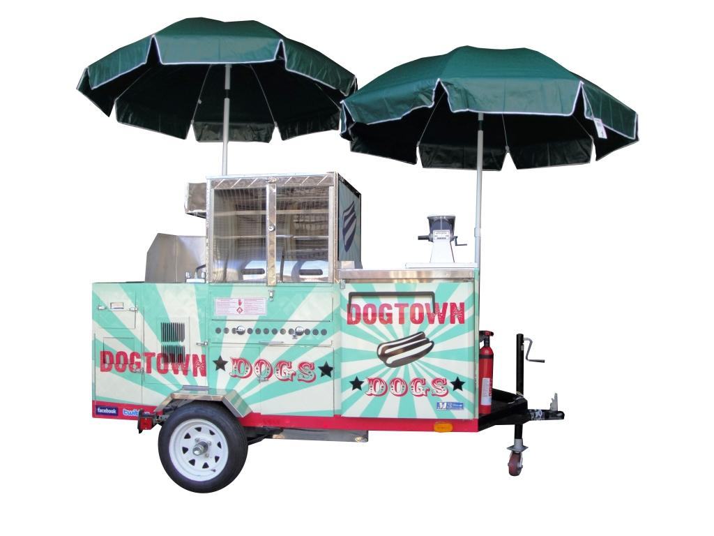 Dogtown Hot Dogs Cart