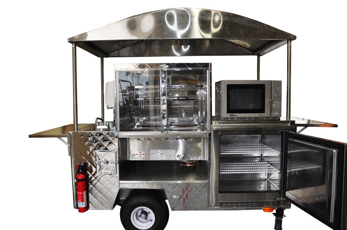 Food Cart Usa Custom Made Food Trucks Kareem Carts Commissary & Manufacturing, Co. :: Tamales Trailer Carts ...