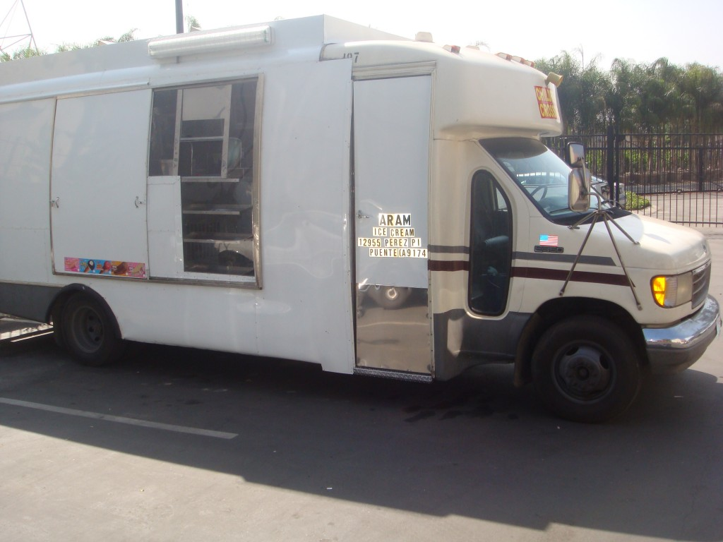 Aram S Ice Cream Truck By Kareem Carts