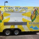 Roasted Corn Trailer