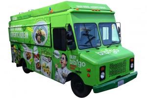 Korean food truck