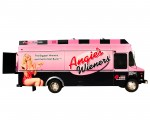 Angie's hot dog food truck