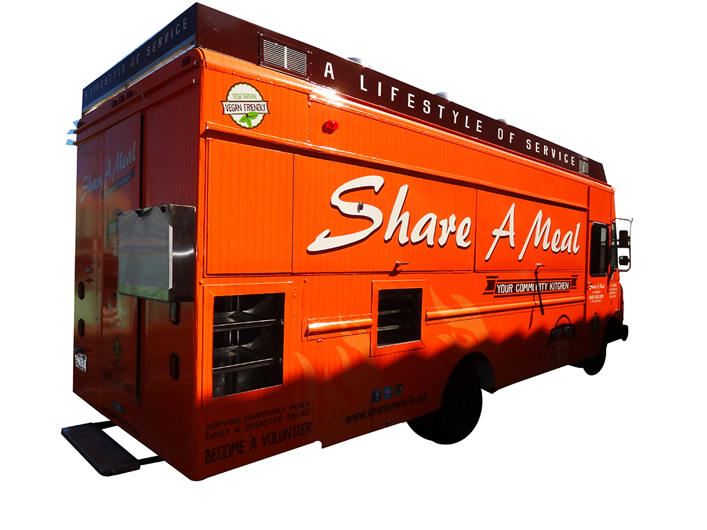 Food Truck Commissary Los Angeles