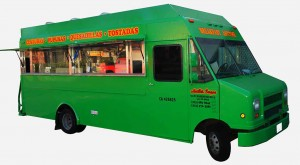 Grilling Food Truck