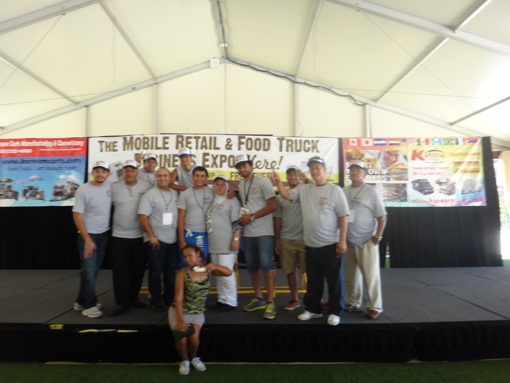 The Mobile and Food Truck Business Expo 2014