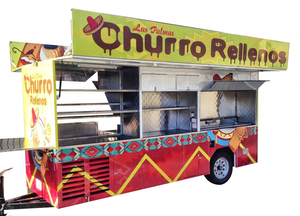churro machine rental