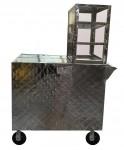 Snacks & Soda Push Cart