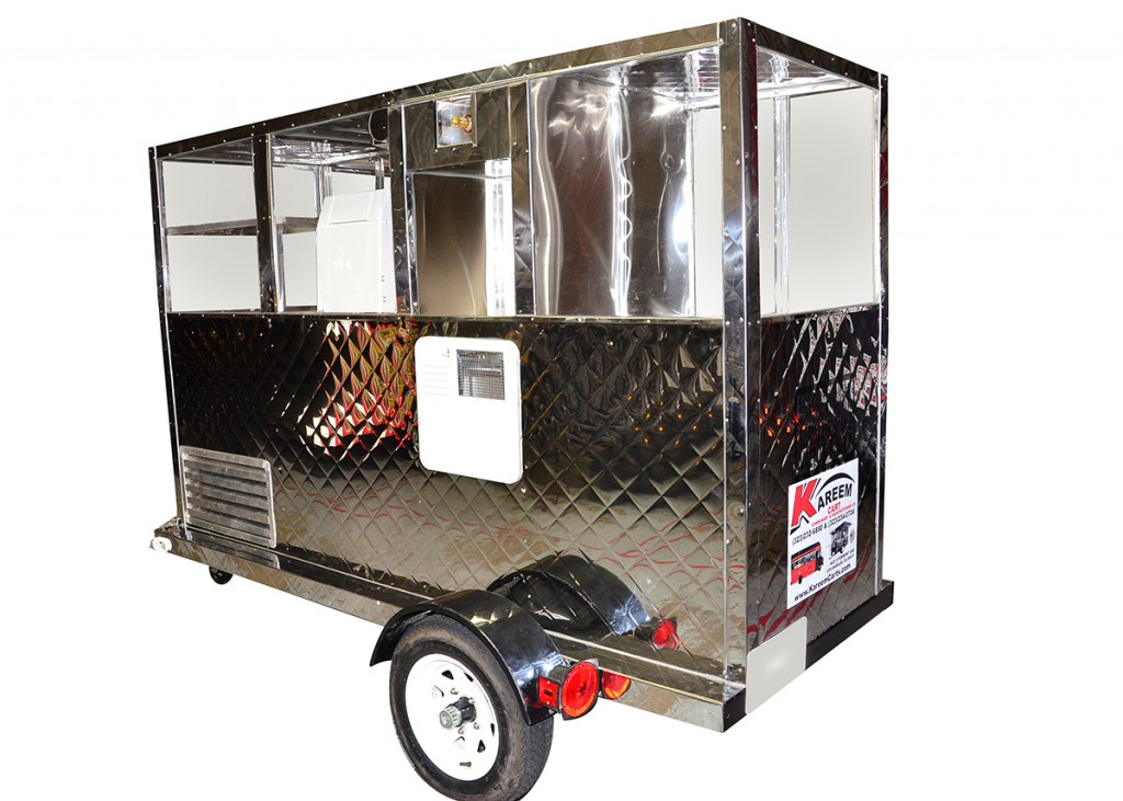 shaved ice carts