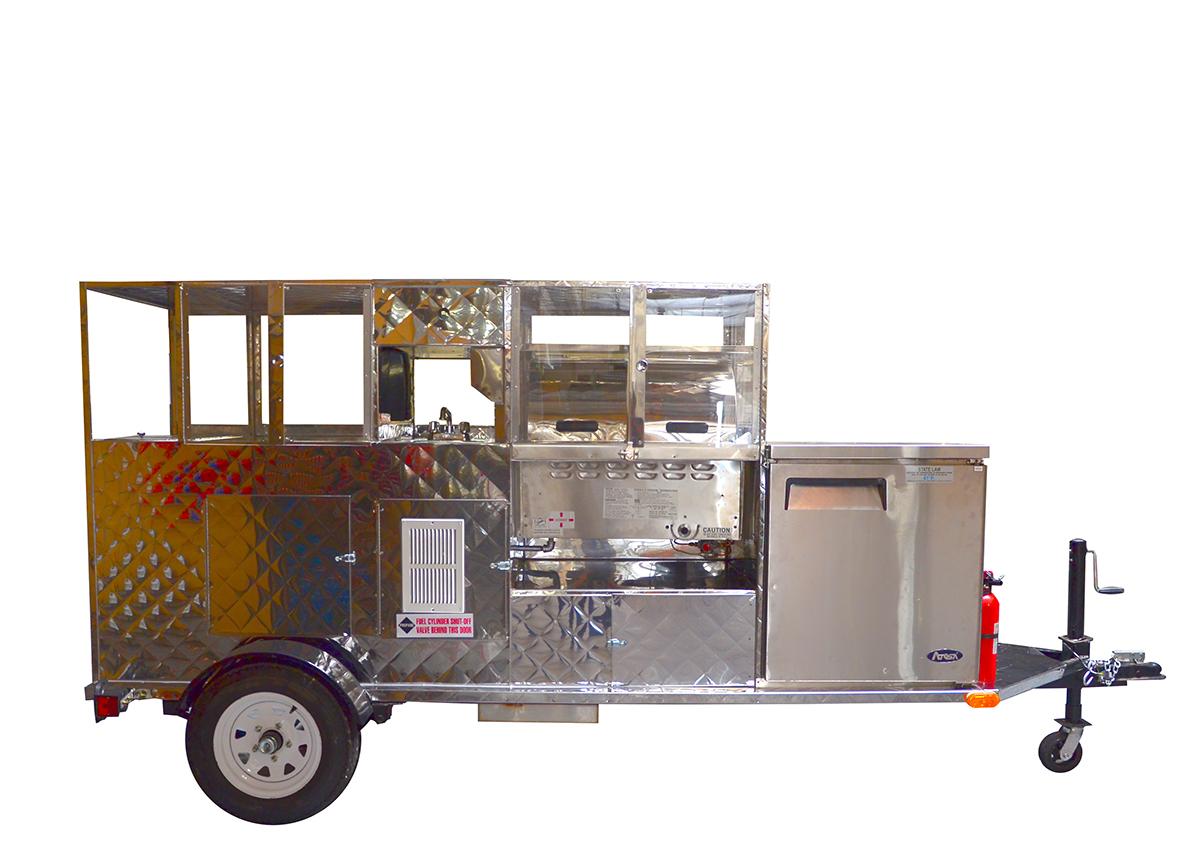 Hot Dog Cart Commissary