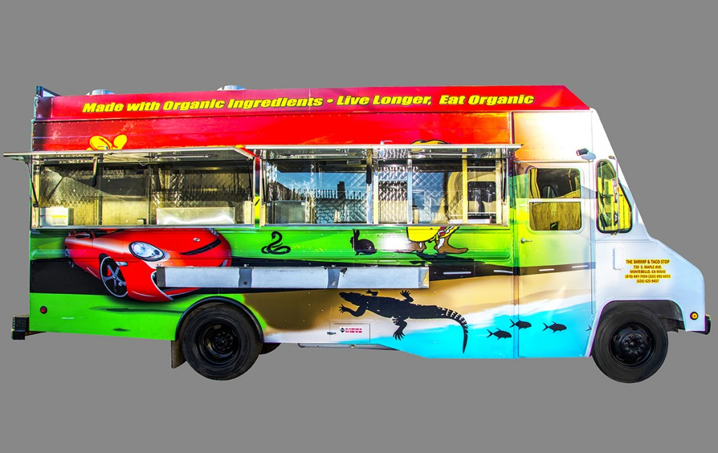 Camaron Food Truck