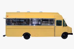 Food truck - International food