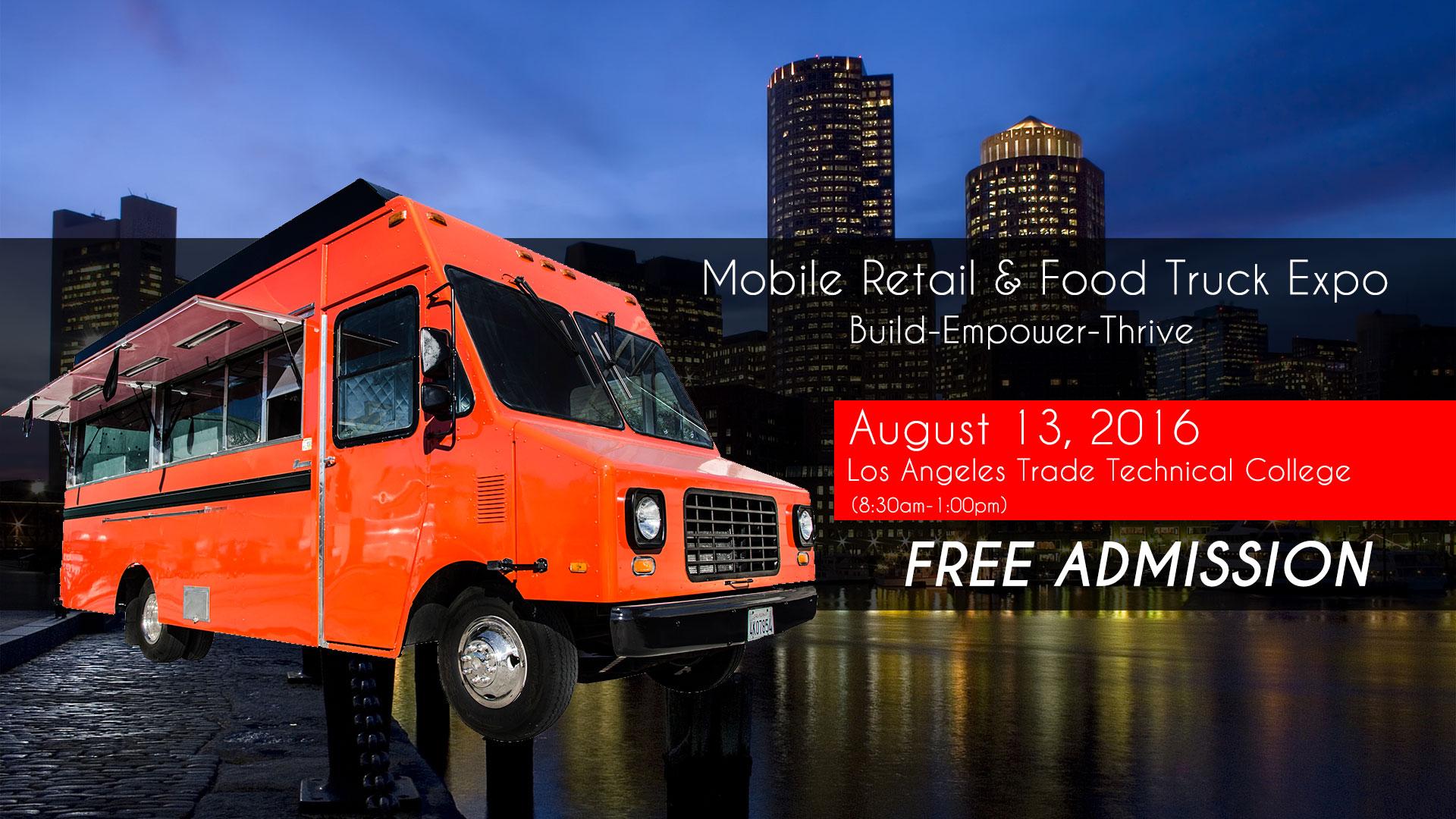 Food Truck Expo Slide