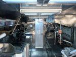 inside a churros truck