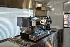 Coffee machinery
