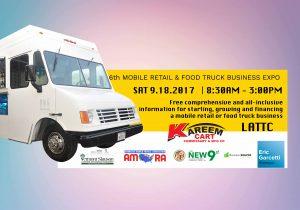 Food Truck Expo 2018 @ LATTC