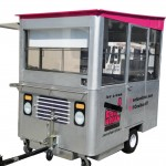 The cool haus - step-in ice cream trailer