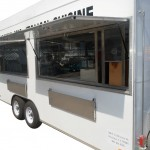 step-in concession trailer