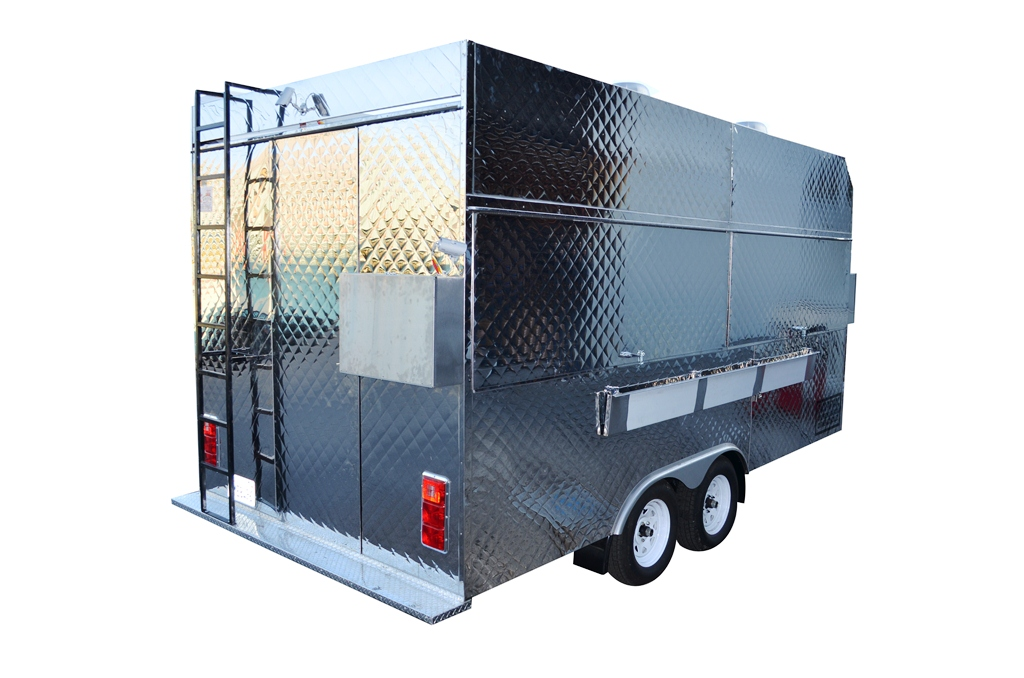 Tacos Step In Trailer Pit Kareem Carts Commissary