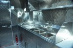 Hod Dogs Trailer built by Kareem Carts