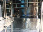 Cookies trailer - Sinks