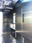 Cookies trailer - refrigerator