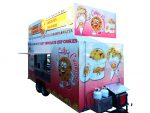 Cookies step-in food trailer