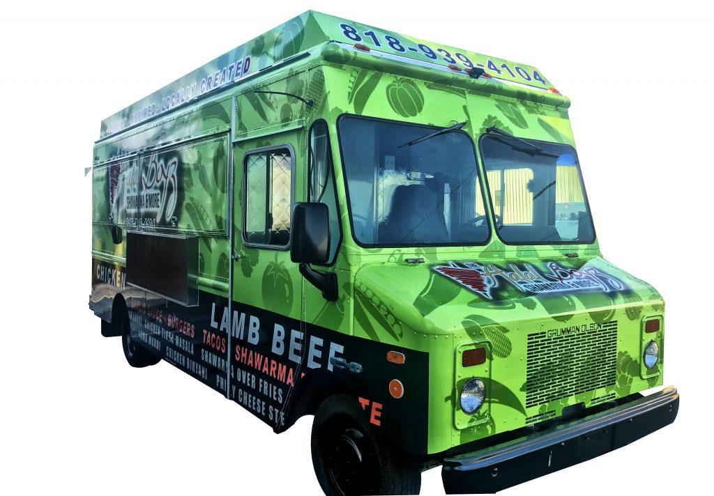 halal food truck