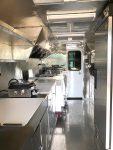 Fried chicken food truck