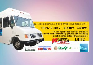 Food Truck Expo 2018 @ LATTC