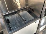 Slide door refrigerator