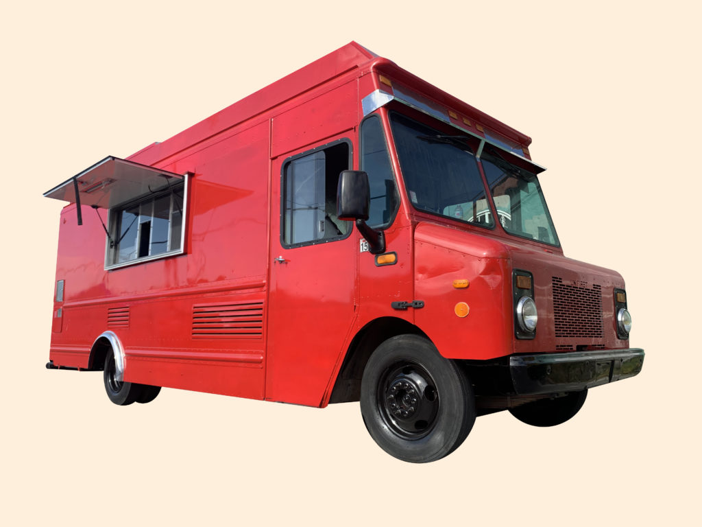 Mediterranean food - food truck