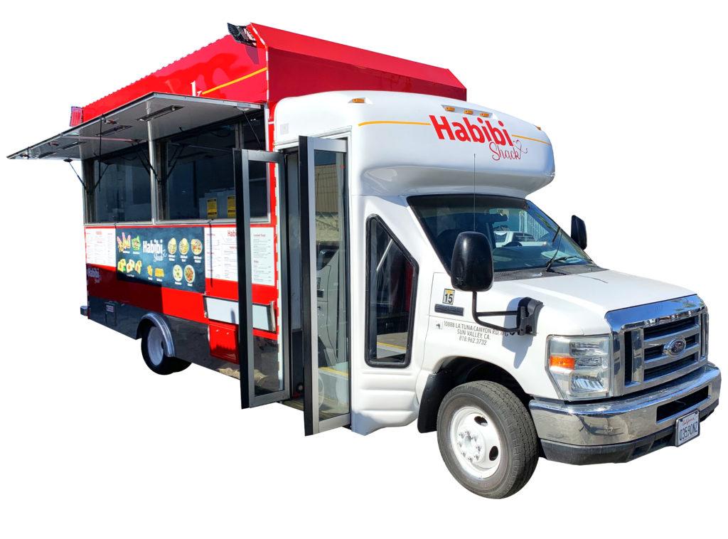 Mediterranean Food Bus