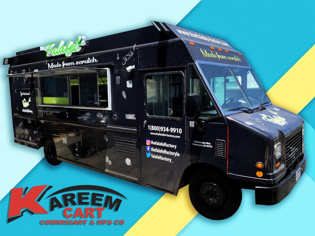 The Falafel Factory - Falafel Food Truck