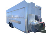Custom made Food Trailer