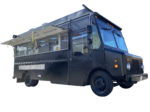 Latino food truck for tacos